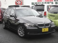 BMW320iツーリング HDDナビTV キーレス グー鑑定車
