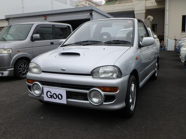 スバル GX-T タルガトップ 1,000台限定車