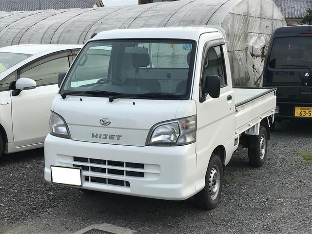 ダイハツ 農用スペシャル 4WD 5速マニュアル車 車検32年4月