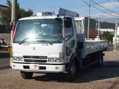 ファイタータダノ4段クレーン フックイン 6速マニュアル車 車検整備付