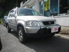 CR−Vスマートスケープ サンルーフ 4WD アルミ 背面タイヤ