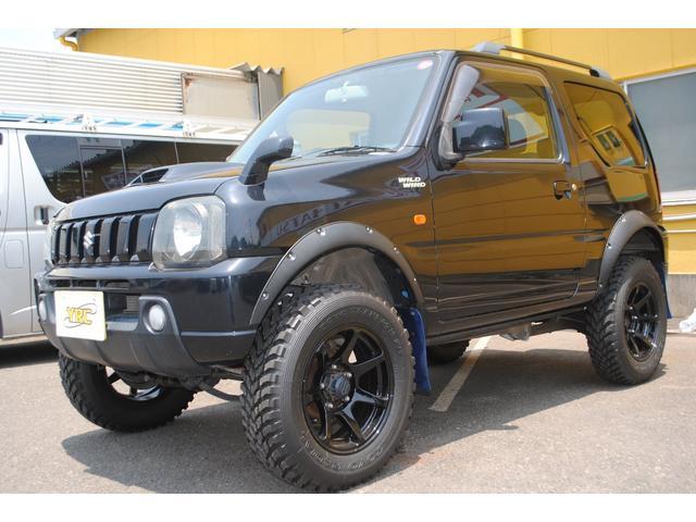 スズキ ワイルドウインド 5速車 4WD ETC キーレス タ-ボ