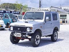 ジムニー5速ミッション 4WD