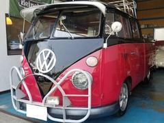 VW タイプII2332cc crewcab weber48ida