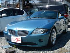 BMW Z42.2i 電動オープン 社外18AW レザーシート