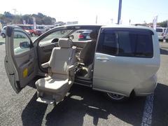 ラウムウェルキャブ車 助手席リフトアップシート パワースライドドア