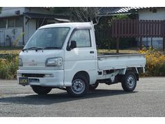 ハイゼットトラックスペシャル 3方開 5速ミッション車 走行52000キロ