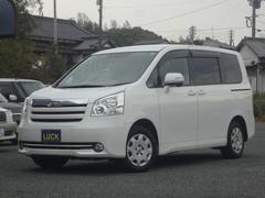 ノアX Lセレクション フリップダウンモニター ナビ テレビ