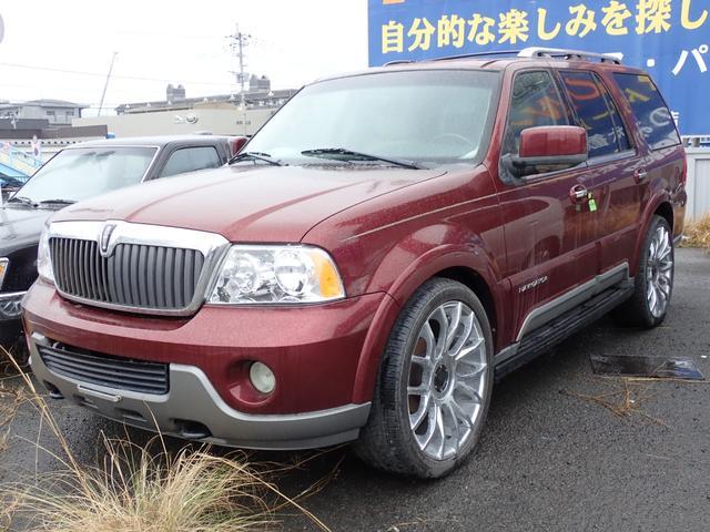「リンカーン」「リンカーンナビゲーター」「SUV・クロカン」「鹿児島県」の中古車