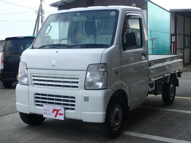 スズキ 5MT 4WD エアコン パワステ