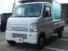 キャリイトラック5MT 4WD エアコン パワステ