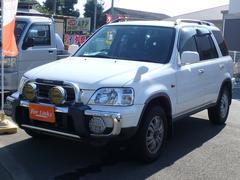 CR−Vスマートスケープ 4WD ナビTV ETC 背面タイヤ