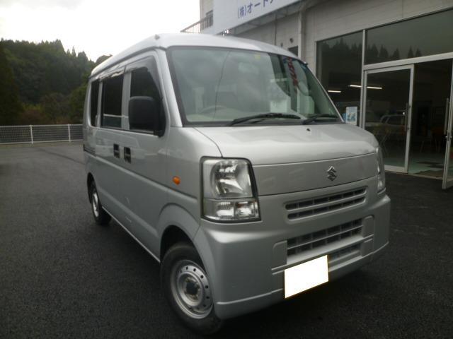 スズキ PC 5速マニュアル キーレス バイザー グー鑑定車