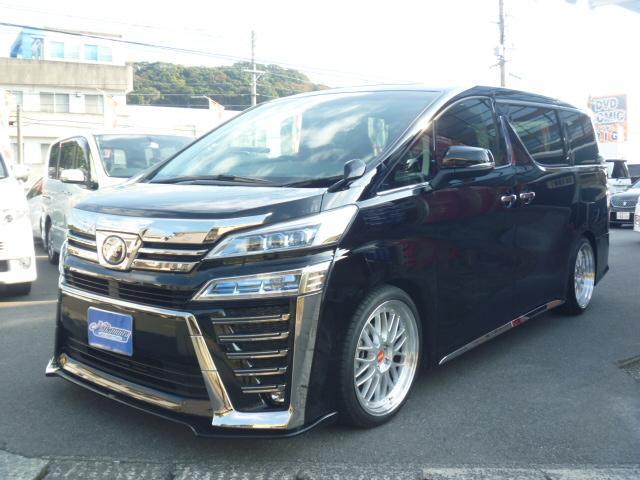 トヨタ 2.5Z Gエディション ツインナビフルセグTV 20アルミ