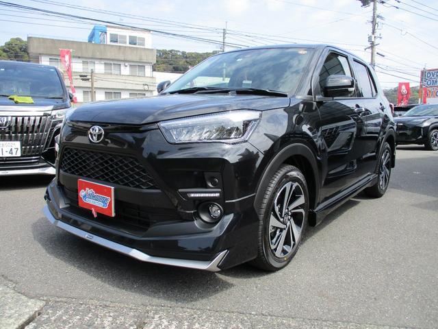 「トヨタ」「ライズ」「SUV・クロカン」「鹿児島県」の中古車
