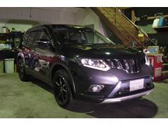 エクストレイル20X エマージェンシーブレーキパッケージ 4WD 7人乗