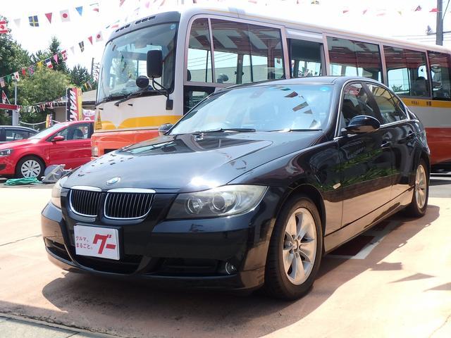 BMW 323i スマートキー CD ナビ ETC アルミホイール