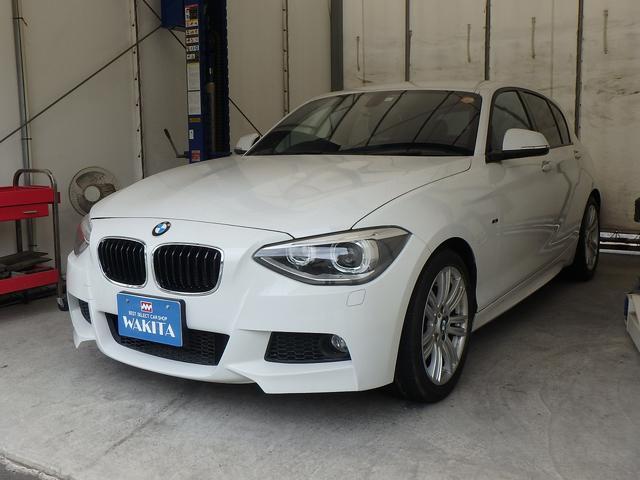 BMW 116i Mスポーツ スマートキー TV ナビ