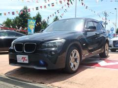 BMW X1sDrive 18i ナビ ETC オートライト 電格ミラー