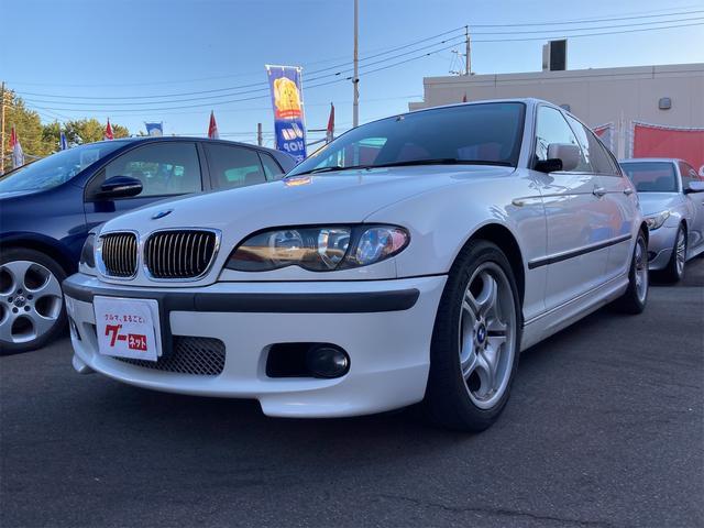BMW 3シリーズ 318i Mスポーツパッケージ キーレス ETC 記録簿