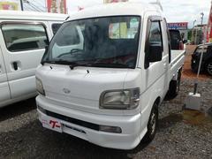 ハイゼットトラックジャンボ エアコン パワステ 社外オーディオ 5MT