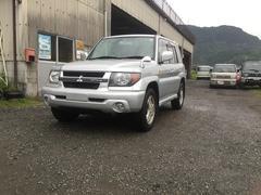 パジェロイオTR スポーティパッケージ 燃料ライン洗浄済 ワンオーナー
