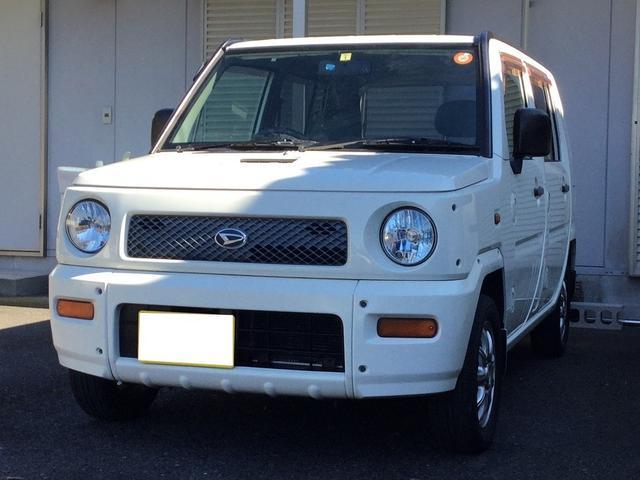 ダイハツ ターボ Gパッケージ 5MT 4WD ワンオーナー