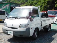 バネットトラックDX ディーゼルターボ 1トン積ロング フロア5速