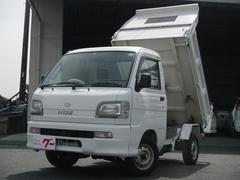 ハイゼットトラックPTOダンプ 4WD 5速ミッション エアコン パワステ