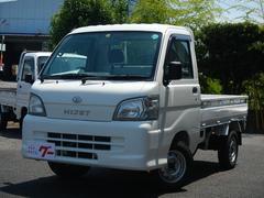 ハイゼットトラックスペシャル 5速MT 4WD エアコン パワステ
