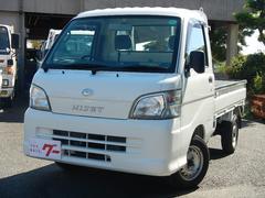 ハイゼットトラックエアコン・パワステ スペシャル 5速ミッション 4WD