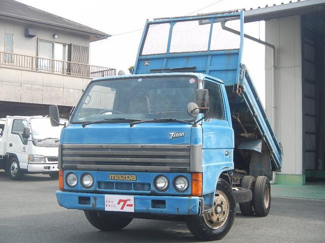 マツダ タイタントラック 2.0tローダンプ 5速ミッション パワステ ディーゼル