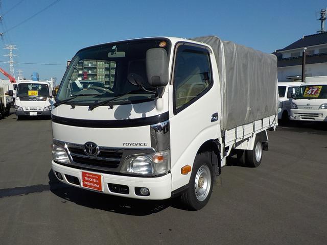 トヨタ 3.0DT 1.5t幌 ジャストロー 地デジTVナビ付