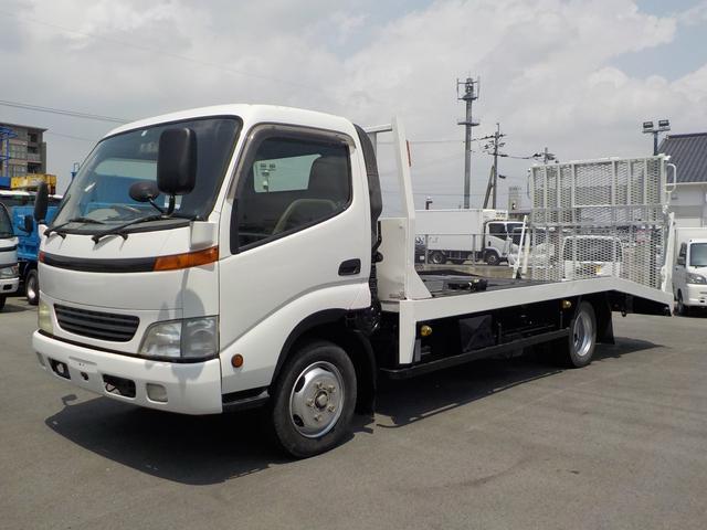 トヨタ ダイナトラック 2t 積載車 1台積キャリアカー自動アユミ