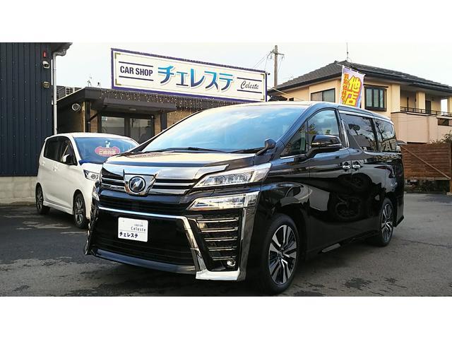 トヨタ 2.5ZGエディション SR 黒革Pシート 両Pスラ LED