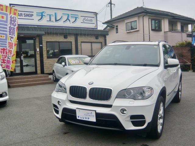 BMW xDrive 35dブルーパフォーマンス サンルーフ 茶革
