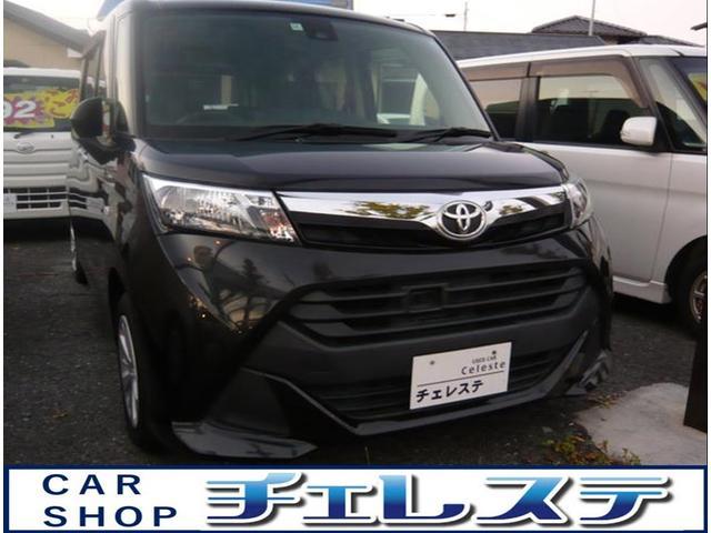 トヨタ タンク X S パワースライドドア ナビ Bカメラ スマートアシスト パワースライドドア ナビ バックカメラ ETC