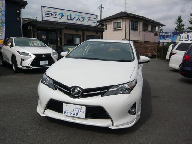 トヨタ 150X Sパッケージ ナビ TV TRDエアロ