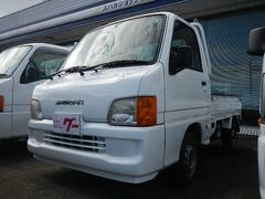 サンバートラックTC 三方開 4WD パワステ 5MT