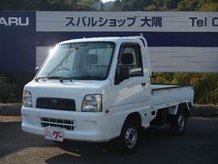 サンバートラックTB エアコン・エアバック・4WD オートマチック車