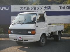 ボンゴトラックワイドローDX ディーゼル 4WD 5速ミッション ACPS
