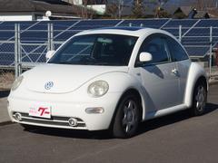 VW ニュービートルプラス サンルーフ 16インチAW キーレス