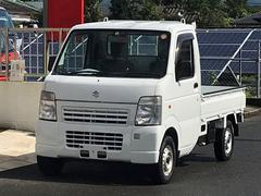 キャリイトラックKCエアコン・パワステ 4WD 5速マニュアル車 三方開