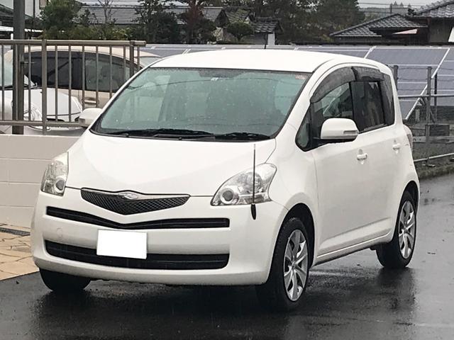 「トヨタ」「ラクティス」「ミニバン・ワンボックス」「宮崎県」の中古車