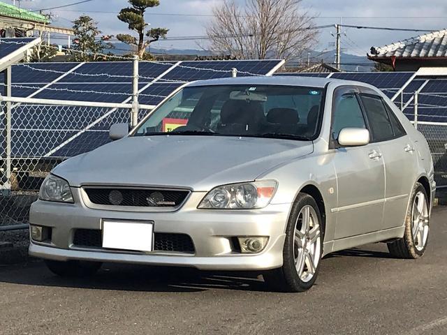トヨタ RS200 Zエディション 6速マニュアル車 HDDナビ