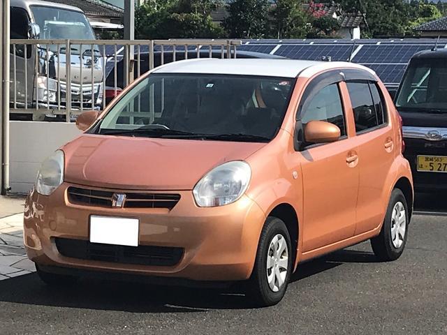 トヨタ X Fパッケージ 車検令和3年8月・キーレス・CDオーディオ・ヘッドライトレベライザー・電動格納ドアミラー