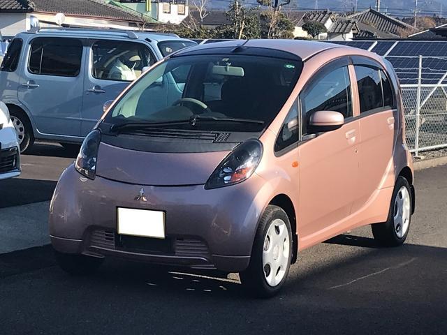 三菱 アイ ビバーチェ 車検整備付き 走行距離22599km スマートキー CDオーディオ 電動格納ドアミラー ヘッドライトレベライザー