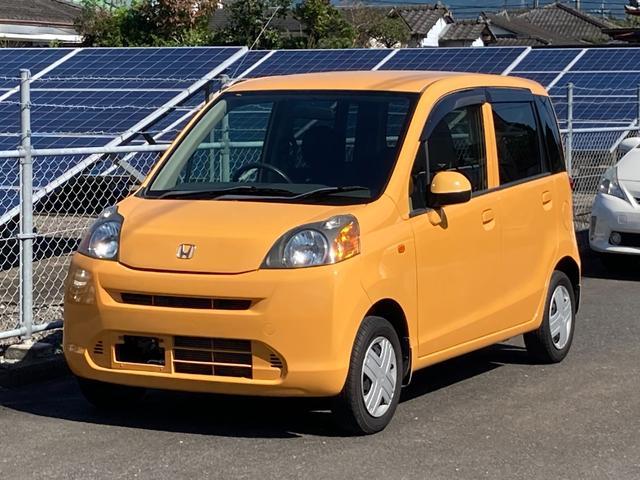 ライフ G CDオーディオ バックモニター キーレス ベンチシート 車検整備付き