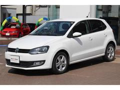 VW ポロアクティブ ブルーモーションテクノロジー