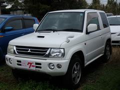 パジェロミニアクティブフィールドエディション 4WD ターボ